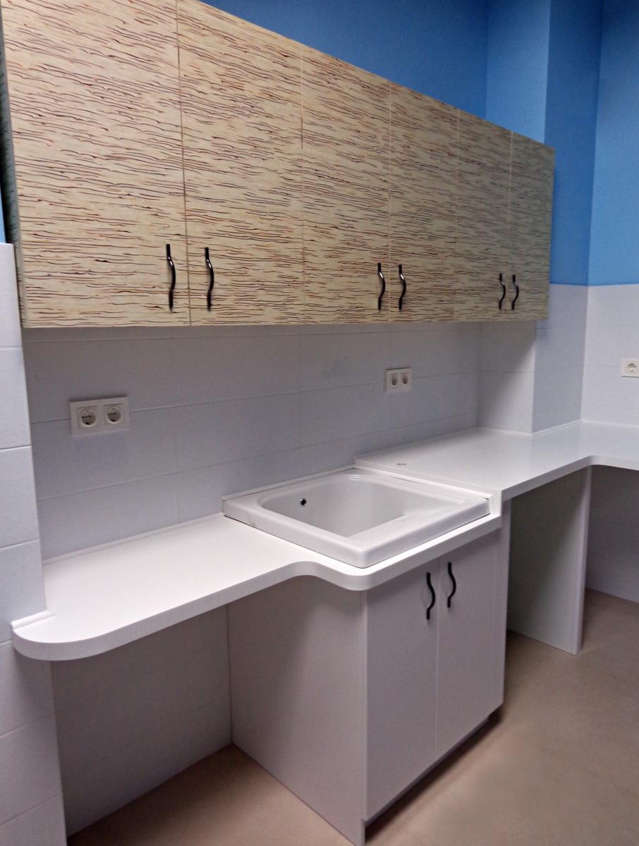 мебель для ванной комнаты на заказ с